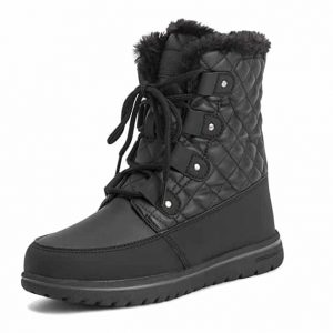 Polar Products Women's Waterproof Ankle Boots