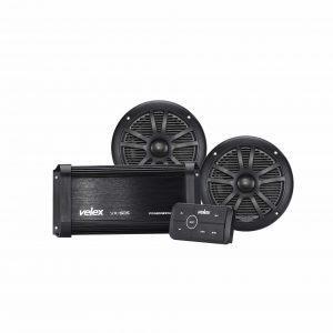 Velex Marine Wireless Amplifier Speaker System