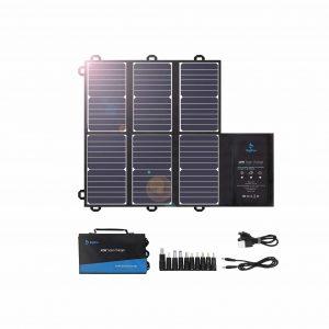 BigBlue Portable Solar Charger
