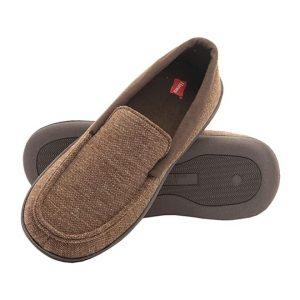 Hanes Comfort Memory Foam Slippers