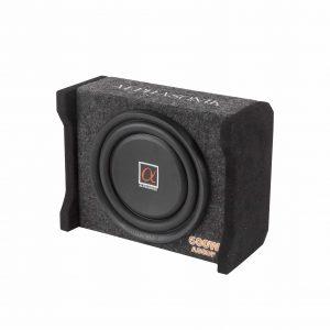 PIONEER Alphasonik 8 Inches 600W 4-OHM Sealed Bass Enclosure