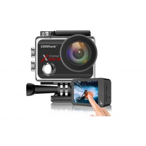 Campark X30 Action Camera with an EIS Touch Screen