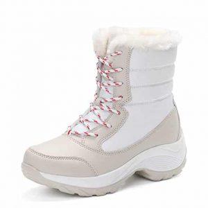 JACKSHIBO Women's Waterproof Winter Boots