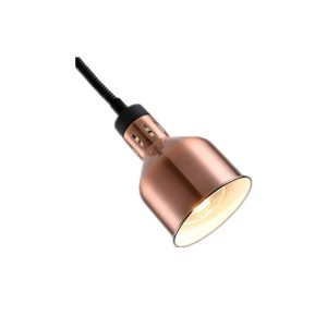 JSWBW Portable Stainless Steel Heat Lamp