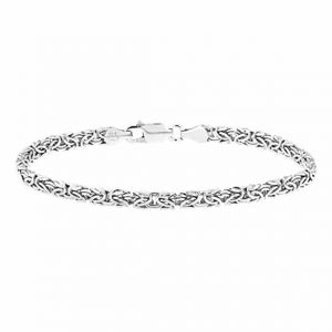Miabella 925 Sterling Silver or 18K Gold over Silver Plated for Women Teen Girls