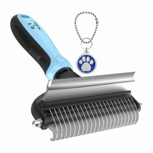 Pet Neat 2 Sided Deshedding Tool for Dogs