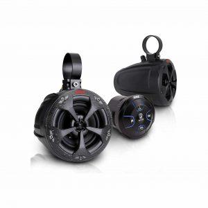 Pyle Waterproof Dual Off-Road Speakers System