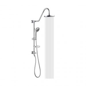 """Shower System with 8"""" Showerhead"""