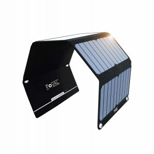 FOVAL 24W Solar Charger Outdoor