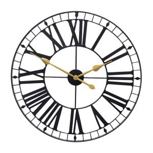 Growsun 32-inch Large Wall Clock For Modern Decoration