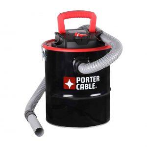 Porter-Cable Four-Gallon Ash Vacuum