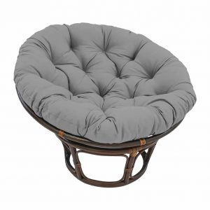 xuzomedia Thicked Papasan Chair