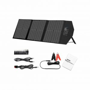 AIDPEK 60W Portable Foldable Solar Panel