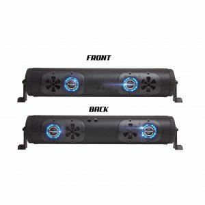 Bazooka Double-Sided Illumination System