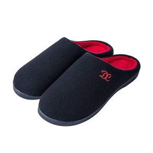 DL Men's Memory Foam Slippers