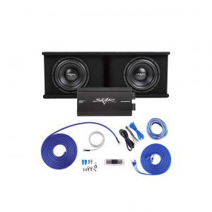 Skar Audio Dual 10 Inches 2,400W SDR Subwoofer Bass