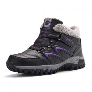 gracosy Waterproof Hiking Boots