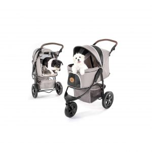 Hauck TOGfit Luxury Pet Roadster Pet Stroller