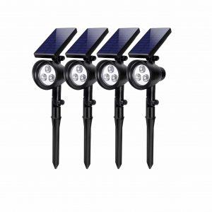InnoGear Waterproof Adjustable Solar Lights