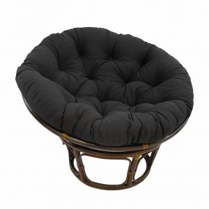 Overstuffed Papasan Chair