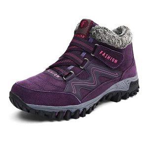 TBBY Women's Winter Boots, Non-Slip Design