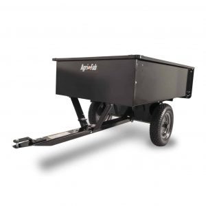Agri-Fab 750-Pound Tow Behind Dump Cart