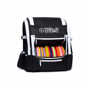 Angle Disc Golf Backpack Discs Not Included