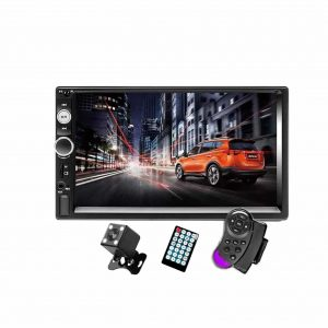 "CAMECHO 7"" Double Din Car Stereo"