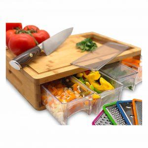 SB Simpli Chopping Board with Trays