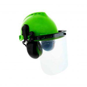 Felled Vented Safety Forestry Helmet
