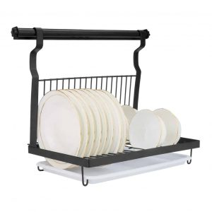 Eastore Life Foldable Wall-Mounted Dish Rack