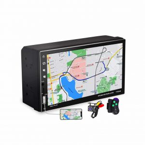 MINYE Full Touch Control Double Din Car Stereo