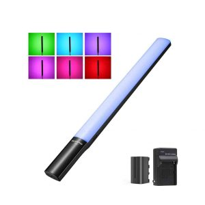 Soonpho P20 Handheld RGB Photography Light, LED Video Light