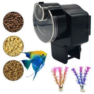 Bnzaq Automatic Fish Feeder