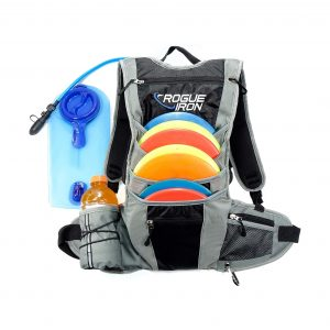 Rogue Iron Sports Disc Golf Backpack