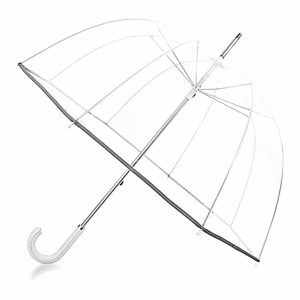Kung Fu Smith Bubble Clear Umbrella