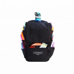Throwback Sports All Day Pack- 16 Disc Capacity