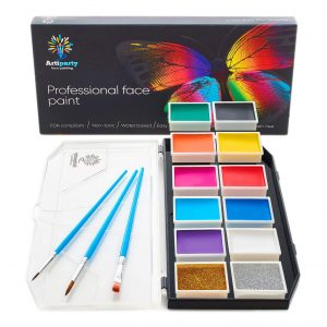Art party Face Paint Kit