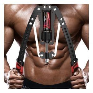 DEDAYL Men Women Power Twister Arm Exerciser with Resistance Band