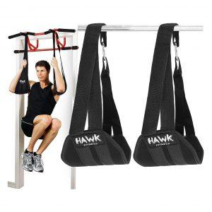 Hawk Sports Ab Hanging Straps for Men & Women