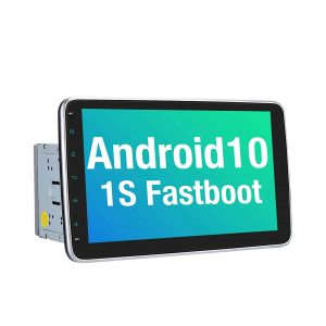 Vanku 10.1 Inch Android 10 Car Stereo Double Din