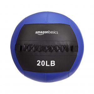 Amazon Basics Training Exercise Wall Slam Ball