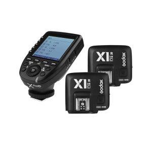 Godox Xpro-C 2.4G Wireless Flash Trigger