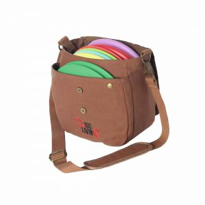 Disc Living Golf Bag Adjustable Shoulder Strap