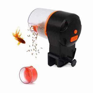 Lefunpets Automatic Fish Feeder, Aquarium Tank Timer