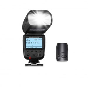 Power Extra LCD Wireless Flash Trigger