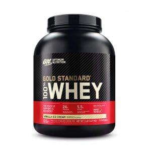 Optimum Nutrition Gold Standard Protein Powder