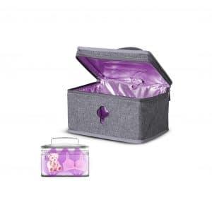 QSTY&ARTS UV Light Sanitizer Disinfection Bag