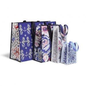 Vera Bradley 4-Piece Tote Bag Set