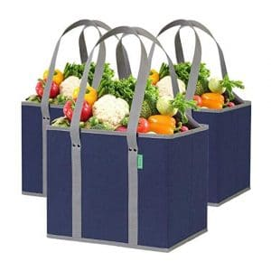 Reusable Shopping Grocery Bags